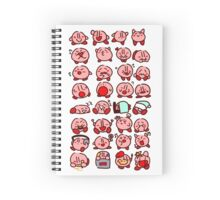The Dreamland Super Star Spiral Notebook