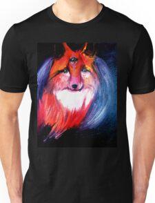 Three Eyed Fox Unisex T-Shirt