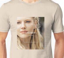 vikings lagertha the warrior Unisex T-Shirt