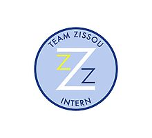Team Zissou - Intern Photographic Print