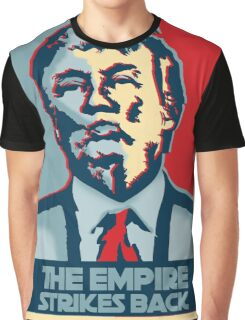 The empire strikes back? Graphic T-Shirt