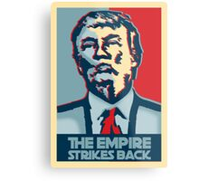 The empire strikes back? Metal Print