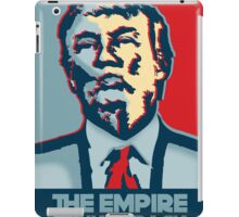 The empire strikes back? iPad Case/Skin