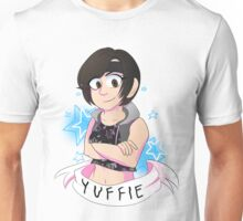 Yuffie Advent Children Design Unisex T-Shirt