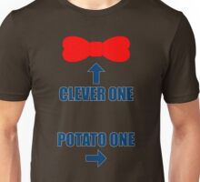 Clever or Potato? Unisex T-Shirt