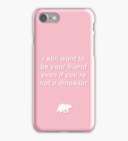 Game Grumps - I Still Want To Be Your Friend iPhone Case/Skin