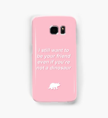 Game Grumps - I Still Want To Be Your Friend Samsung Galaxy Case/Skin