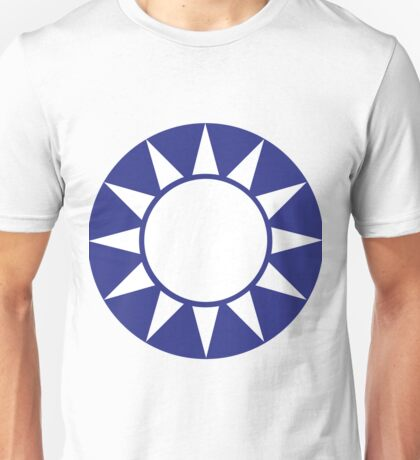 Party Emblem of the Kuomintang Unisex T-Shirt