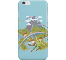 Off to Neverland!  iPhone Case/Skin