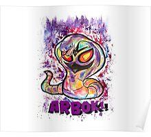 Team Rocket Rainbow ARBOK Tshirts + More Poster