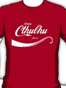Obey Cthulhu T-Shirt