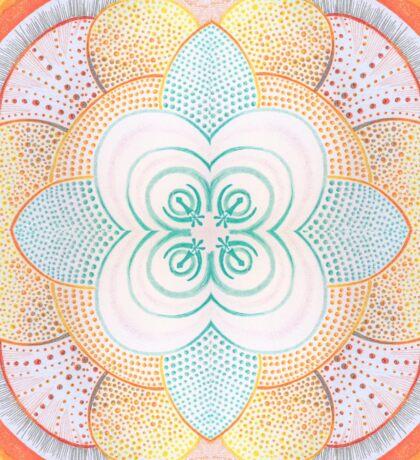 Adi Shakti Mandala Sticker