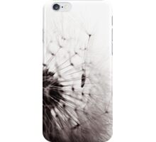 Dandelion Seed Stand iPhone Case/Skin