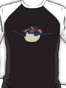 Swimming rockhopper penguin T-Shirt