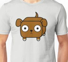 Pit Bull Loaf - Red Pitbull with Floppy Ears Unisex T-Shirt