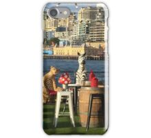 Animal Party in Sydney iPhone Case/Skin