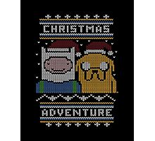 CHRISTMAS ADVENTURE  Photographic Print