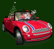 Santa Claus In Mini by Mythos57