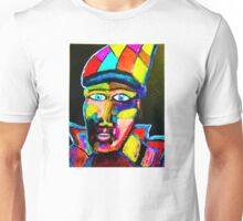 Jester Strange Eyes Unisex T-Shirt