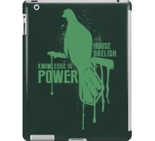 Baelish House Game of Thrones Shirt iPad Case/Skin