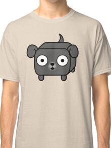 Pit Bull Loaf - Blue Pitbull with Floppy Ears Classic T-Shirt