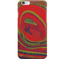 0879 Abstract Thought iPhone Case/Skin