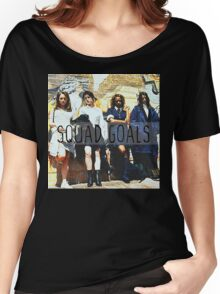 Squad Goals Women's Relaxed Fit T-Shirt