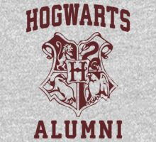 Hogwarts Alumni by Fitspire Apparel