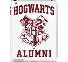 Hogwarts Alumni iPad Case/Skin