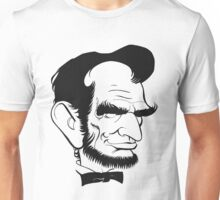 Abraham Lincoln US President Abe Lincoln Unisex T-Shirt