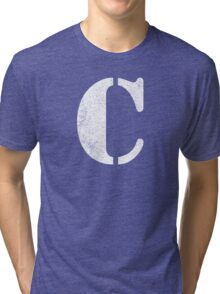 Letter C Gifts Tri-blend T-Shirt