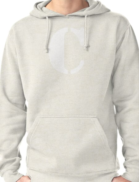Letter C Gifts Pullover Hoodie