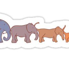 Elehound or doggyphant? Sticker