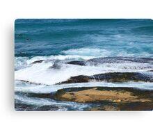 Photographs of Bondi Beach Canvas Print