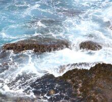 Photographs of Bondi Beach Sticker
