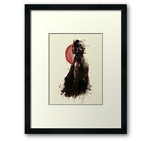 Luke Framed Print