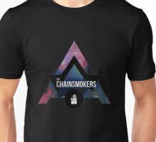 Triangle Chainsmokers logo Blue Violete Unisex T-Shirt