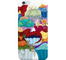 The Princess Cupcake Collection  iPhone Case/Skin