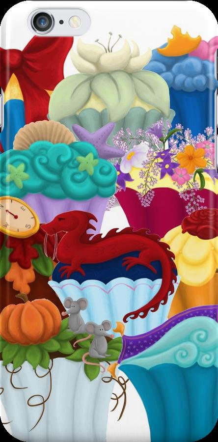 The Princess Cupcake Collection  by Chantelle Janse van Rensburg