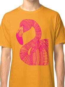 Flamingo Pink Classic T-Shirt
