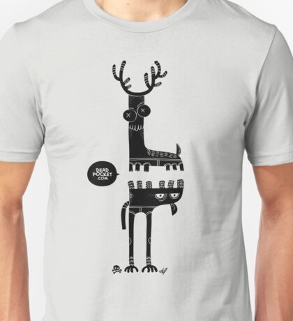 Two Beasts Unisex T-Shirt
