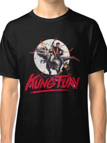 Kung Fury Vintage  Classic T-Shirt