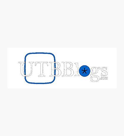 UTB Blogs New Logo Photographic Print