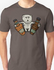 Hungover Bear T-Shirt