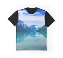 Glacier Lake Graphic T-Shirt