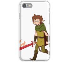 Elf Dipper Tunic iPhone Case/Skin