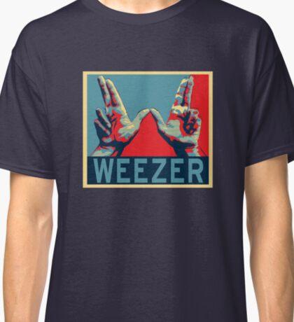 Weezer Hand Classic T-Shirt