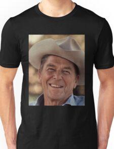 President Ronald Reagan Unisex T-Shirt
