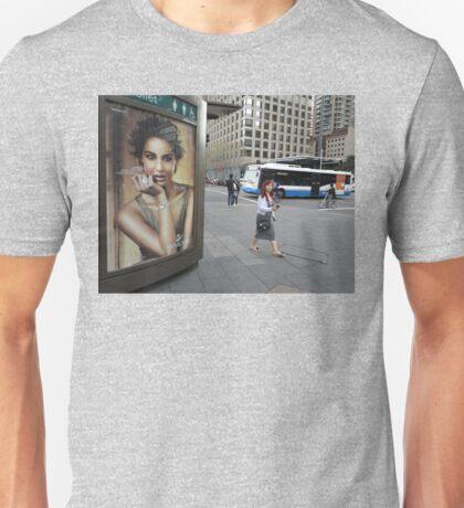 They Are Not Like Us,Sydney,Australia 2013 Unisex T-Shirt
