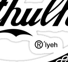 Obey Cthulhu Sticker